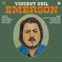 Vincent Neil Emerson - Vincent Neil Emerson [Indie Exclusive Limited Edition LP + Bonus Flexi Disc]