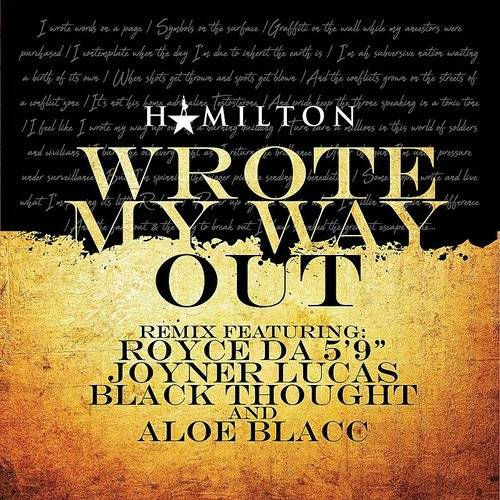 Wrote My Way Out (Remix) [Feat. Aloe Blacc] - Single