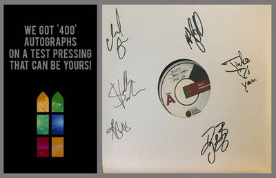 ENTER TO WIN AN AUTOGRAPHED TEST PRESSING FROM JASON ISBELL & THE 400 UNIT