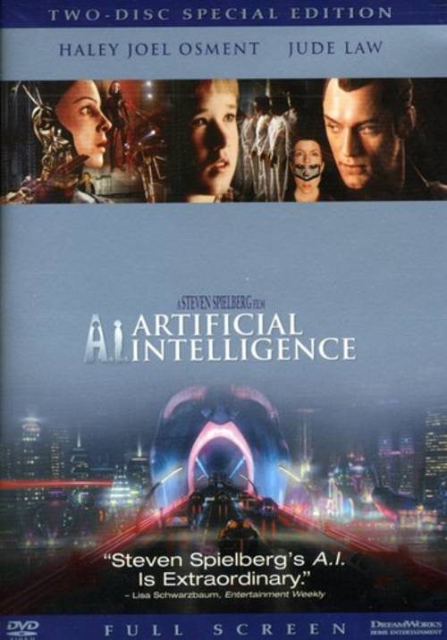 A.I.-Artificial Intelligence