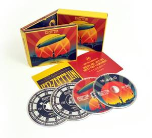 Celebration Day [Deluxe 2 CD, 2 DVD, CD Sized Digipak]