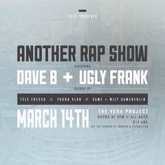 Win Tickets To Dave B & Ugly Frank At The Vera Project!