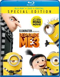 Despicable Me [Movie] - Despicable Me 3