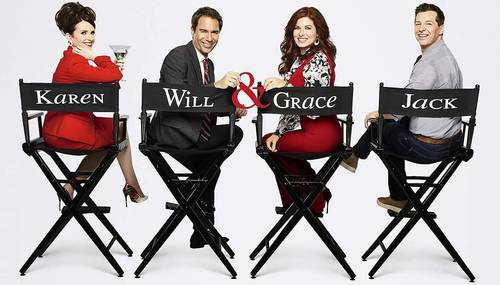Will & Grace [TV Series]