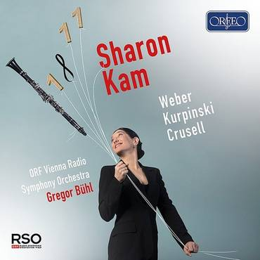 Sharon Kam Plays Weber