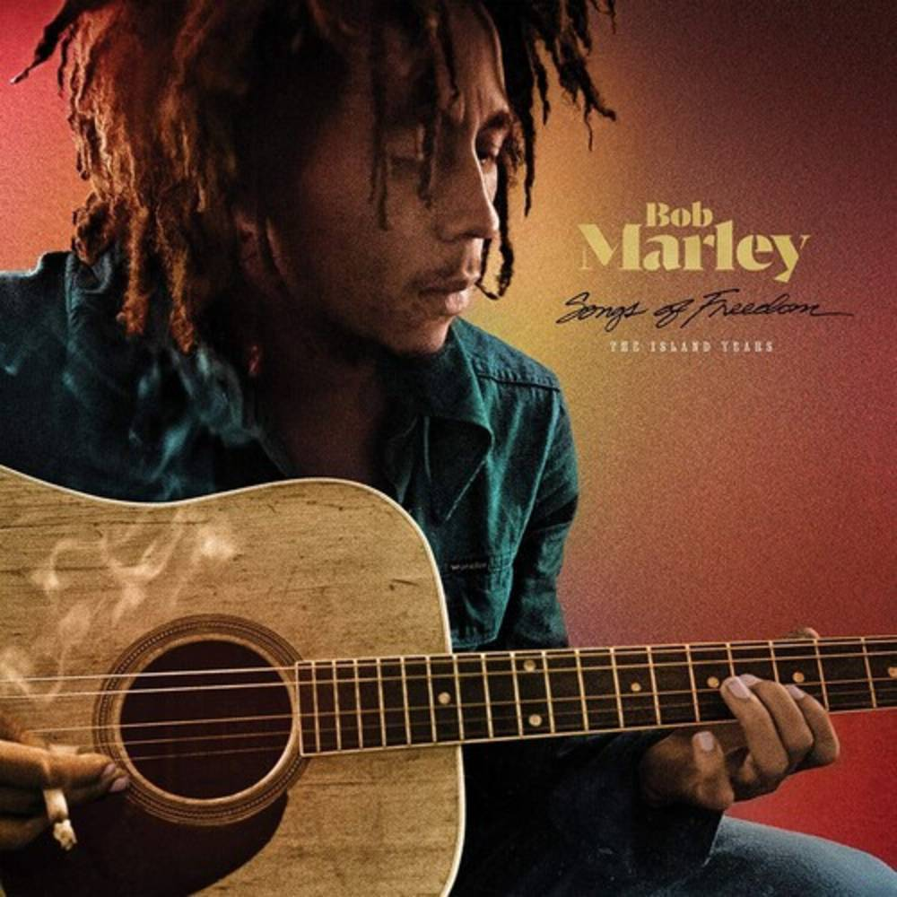 Bob Marley & The Wailers - Songs Of Freedom: The Island Years [6 LP Box Set]