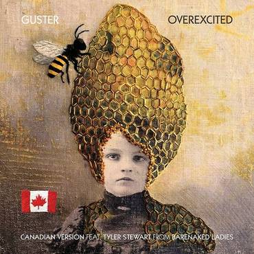 Overexcited (Feat. Tyler Stewart) [Canadian Version] - Single