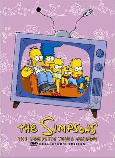 The Simpsons [TV Series] - The Simpsons: The Third Season