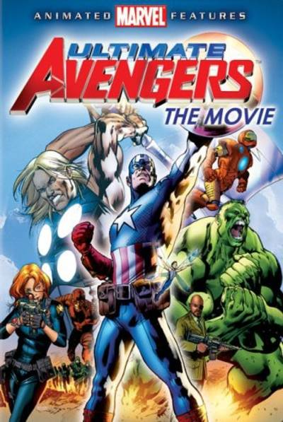 - Ultimate Avengers The Movie