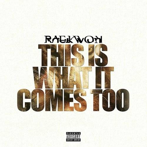 This Is What It Comes Too - Single