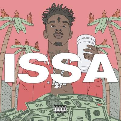21 Savage - Issa Album [LP]