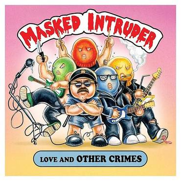Love And Other Crimes [LP]