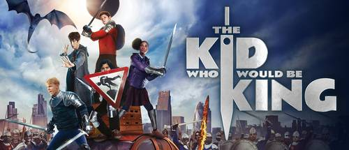 The Kid Who Would Be King [Movie]