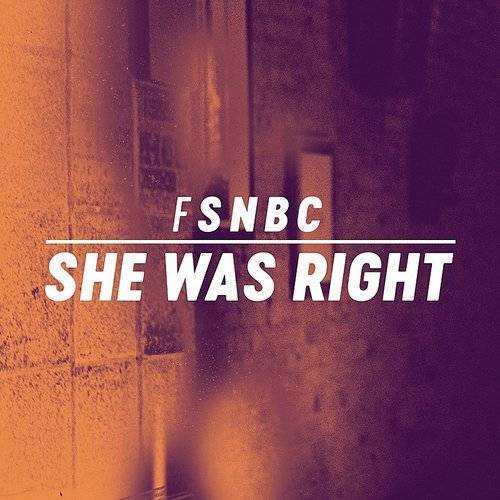 She Was Right - Single