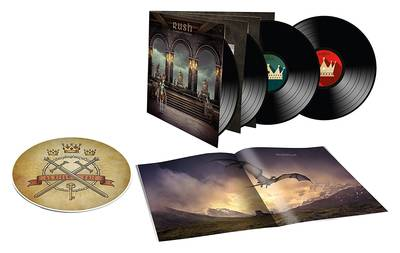 Rush - A Farewell To Kings: 40th Anniversary Edition [4LP]