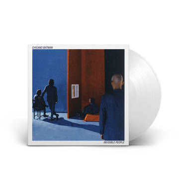Invisible People [Indie Exclusive Limited Edition White LP]