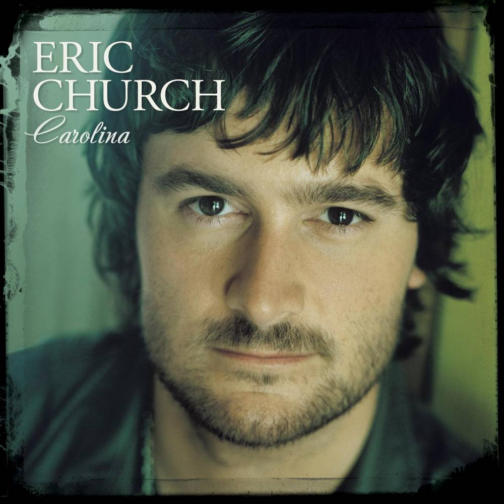Eric Church - Carolina [Clear LP]