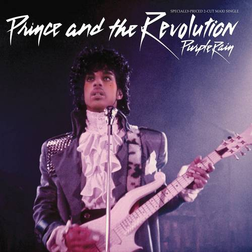 Purple Rain [12in Vinyl] - Single