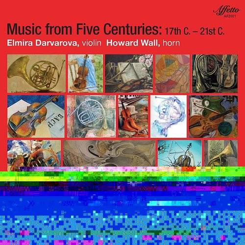 Music From Five Centuries / Various (2pk)