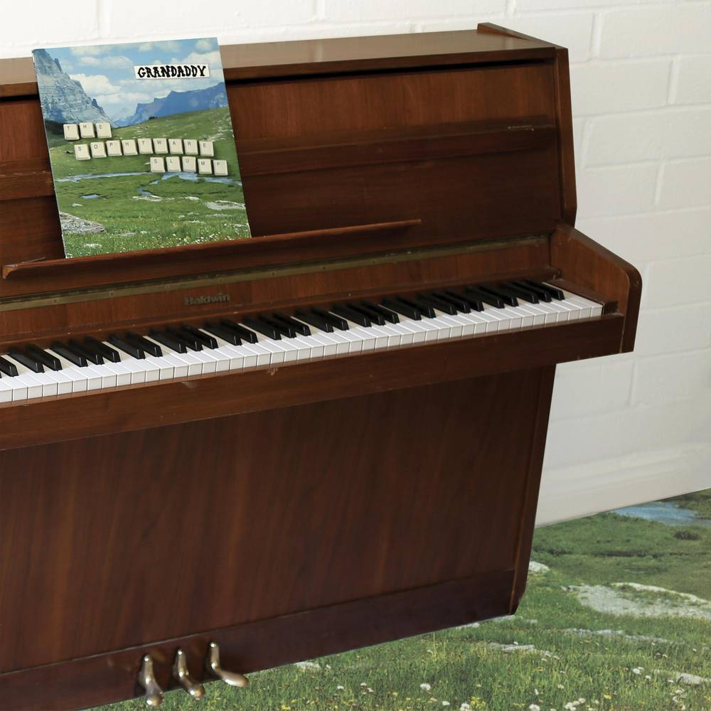 Grandaddy - The Sophtware Slump.....On A Wooden Piano [Limited Edition Pink LP]