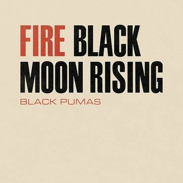 Fire / Black Moon Rising - Single