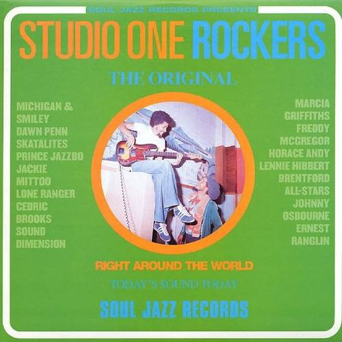 STUDIO ONE Rockers [RSD Drops Aug 2020]