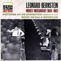 Leonard Bernstein - Modest Mussorgsky (1839 - 1881) - Pictures At An Exhibition / Night On A Bald Mountain