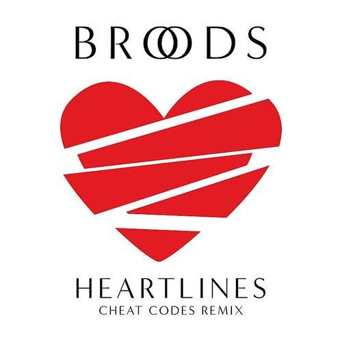 Heartlines (Cheat Codes Remix) - Single