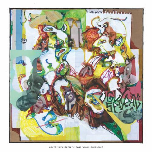 AJJ - AJJ's Ugly Spiral: Lost Works 2012-2016