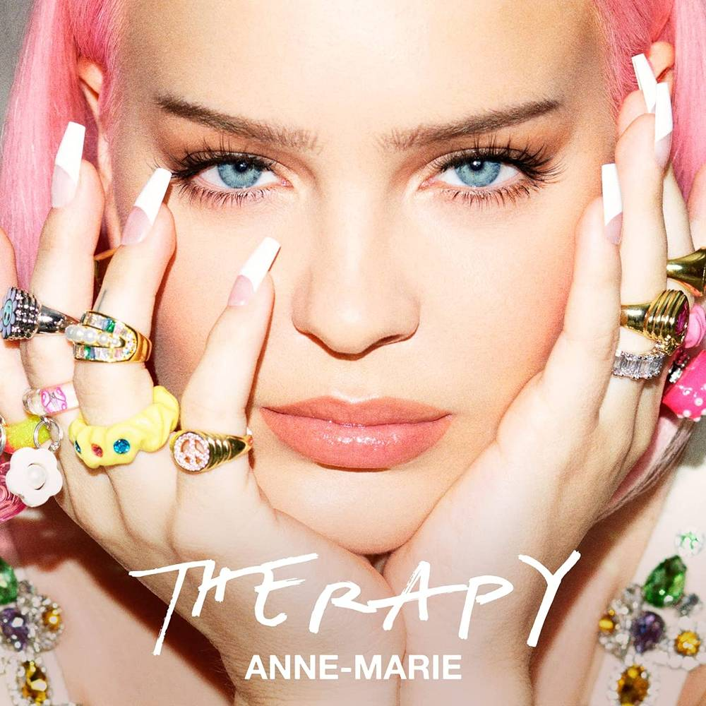 Anne-Marie - Therapy [Indie Exclusive Limited Edition Orange LP]