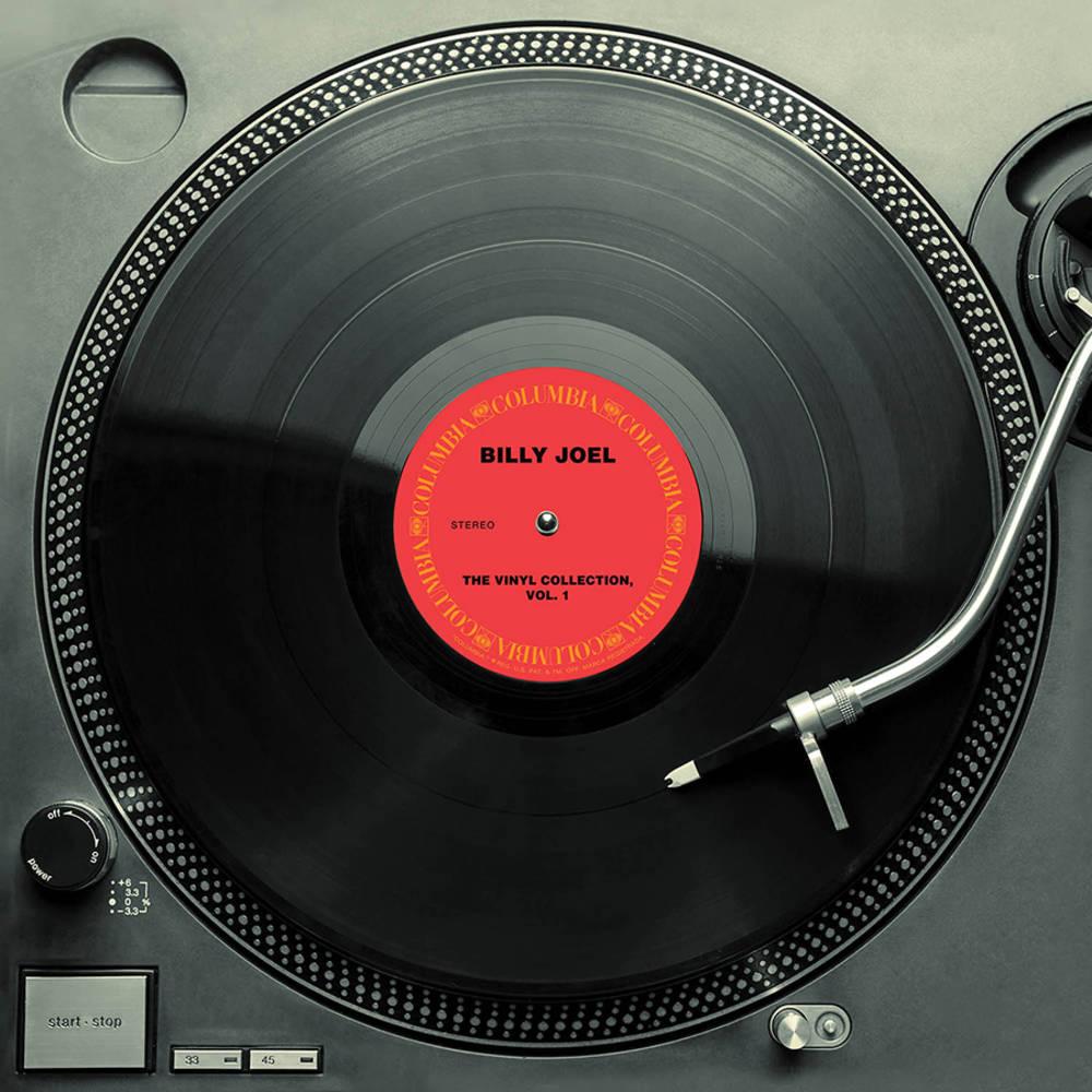 Billy Joel - The Vinyl Collection, Vol. 1 [9LP Box Set]