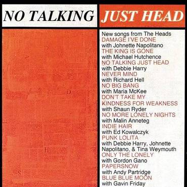 No Talking Just Head (Hol)