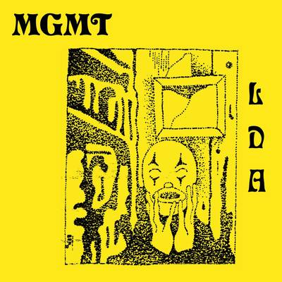 MGMT - Little Dark Age [LP]