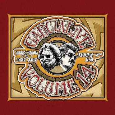 GarciaLive Volume 14: January 27th, 1986 The Ritz [LP]