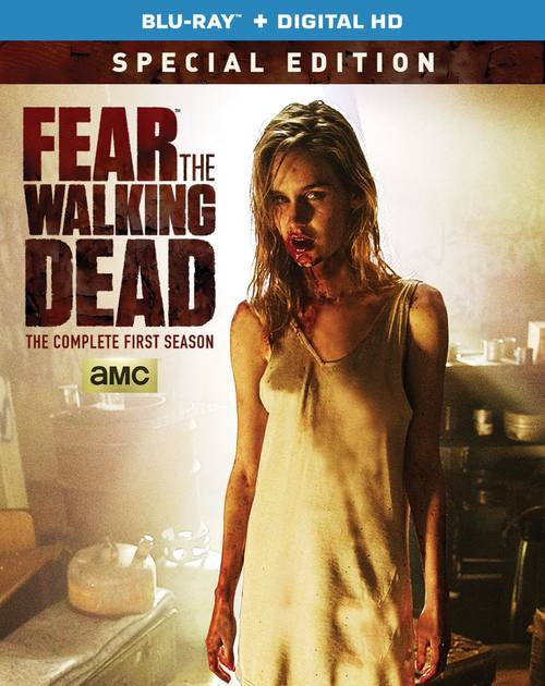 Fear The Walking Dead: The Complete First Season [Special Edition]