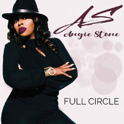Angie Stone - Full Circle [Purple Vinyl]