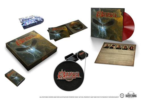 Thunderbolt [Deluxe Box Set]