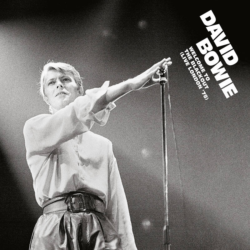 David Bowie Welcome To The Blackout (Live in London '78)