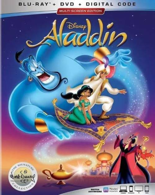 Aladdin: Signature Collection