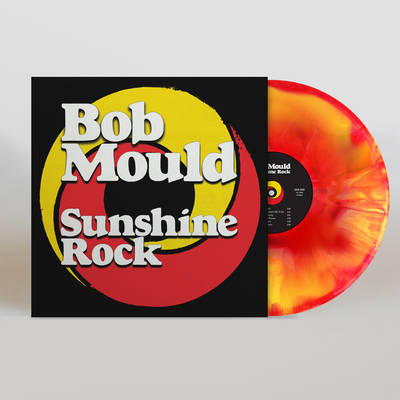 Bob Mould - Sunshine Rock [Indie Exclusive Limited Edition Peak Vinyl]
