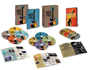 Rock And Roll Hall Of Fame In Concert [Box Set]