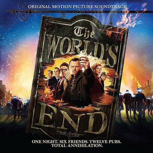 The World's End [Soundtrack]