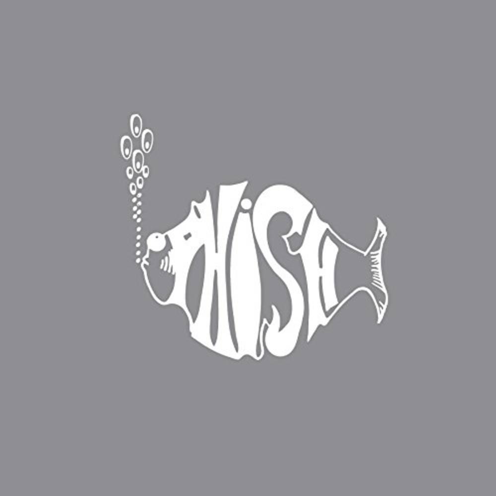 Phish - The White Tape [Silver/White Splatter LP]