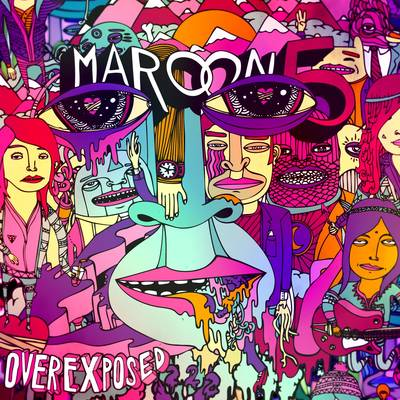 Maroon 5 - Overexposed [Clean]