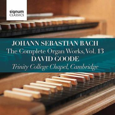 Complete Organ Works 13
