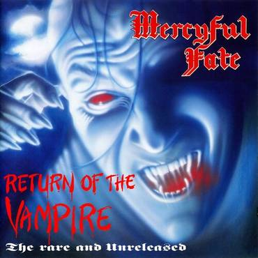 Return Of The Vampire [Limited Edition Blue LP]