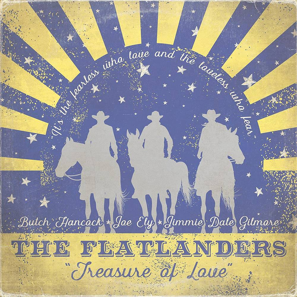 The Flatlanders - Treasure of Love [LP]