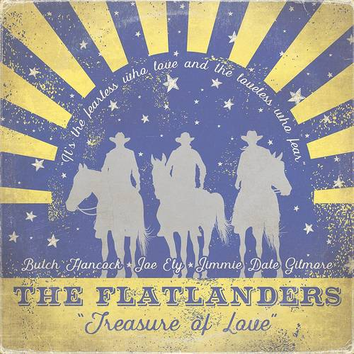 The Flatlanders - Treasure of Love [LP]