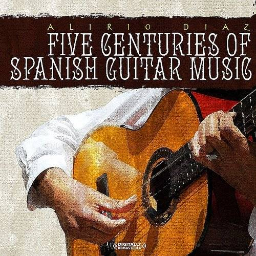 Five Centuries of Spanish Guitar Music