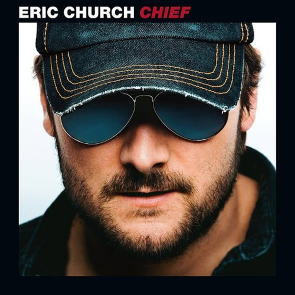 Eric Church - Chief [Blue LP]
